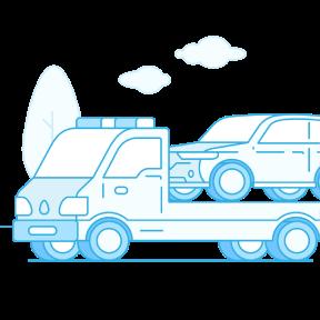 Kaskokindlustus illustratsioon