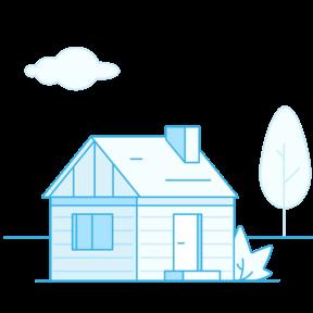 Kodukindlustus illustratsioon