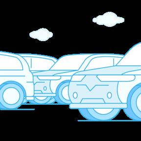 Liikluskindlustus illustratsioon
